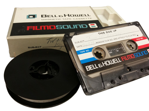Bell & Howell Filmosound 8
